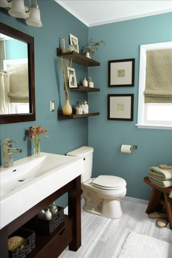 25 Beautiful Farmhouse Bathroom Designs | room decoration ideas