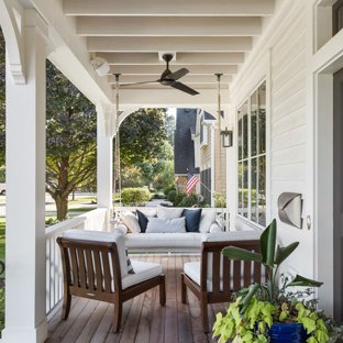 75 Most Popular Large Farmhouse Porch Design Ideas for 2019