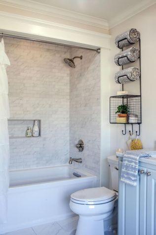 Farmhouse Shower Tile Decor Ideas Savillefurniture