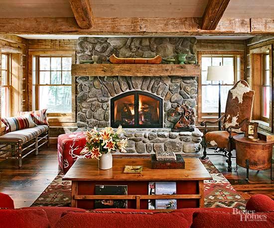 Fireplace Design Ideas | Better Homes & Gardens