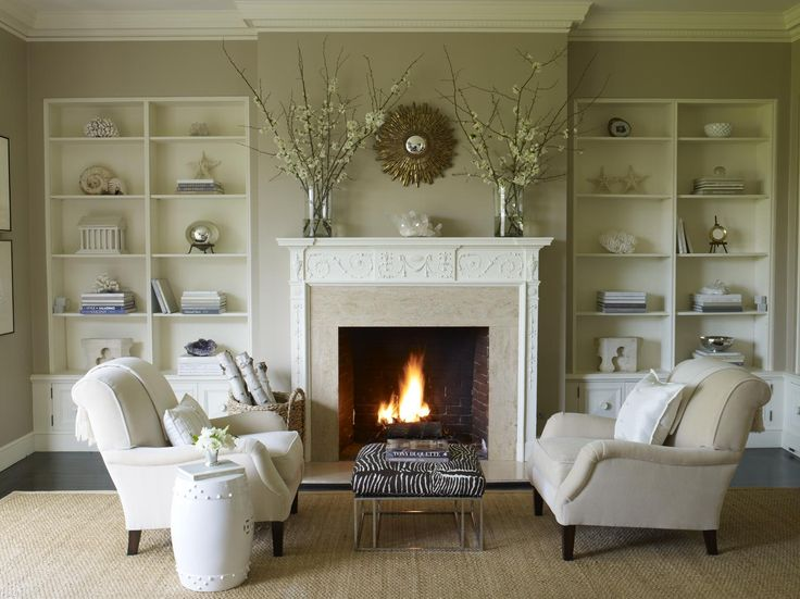17 Fireplace Decorating Ideas to Die For | Kathy Kuo Blog | Kathy