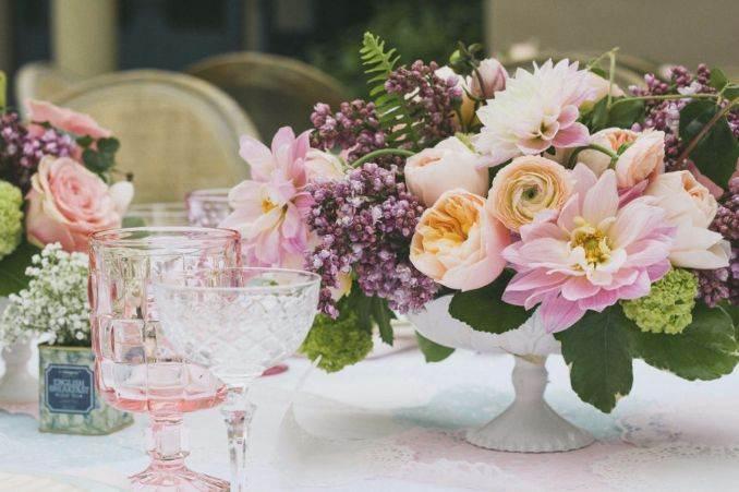 Flower Arrangements For Table Decorating Inspiration 2