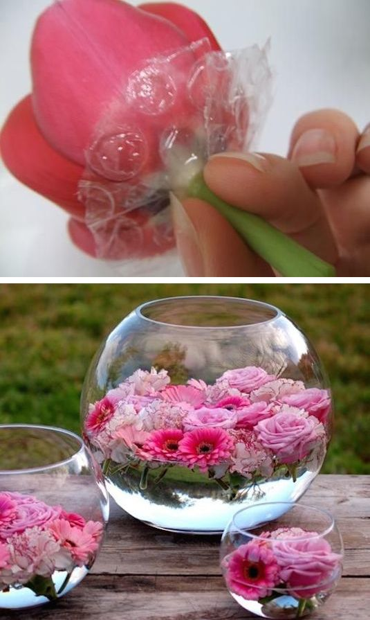 13 Tips On How To Arrange Flowers Like A Pro | Restyling Inspiration