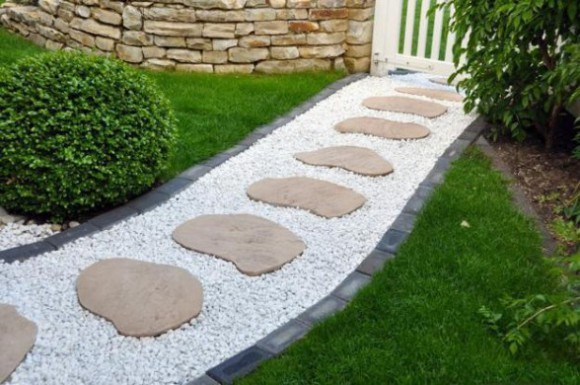 stone-walkways-garden-path-design-ideas-4 | Balcony Garden Web