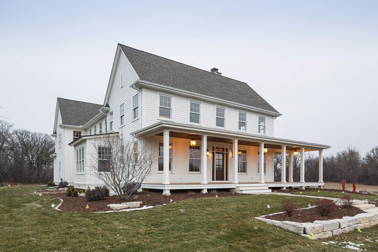 25 Great Farmhouse Exterior Design