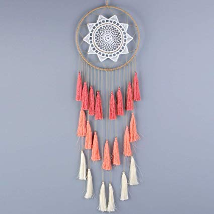 Amazon.com: Buvelife Dream Catchers Wall Decor, Tassel Dream Catcher