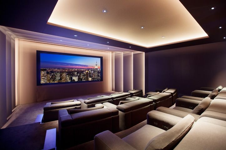 Home Cinema Design - govcampus.co