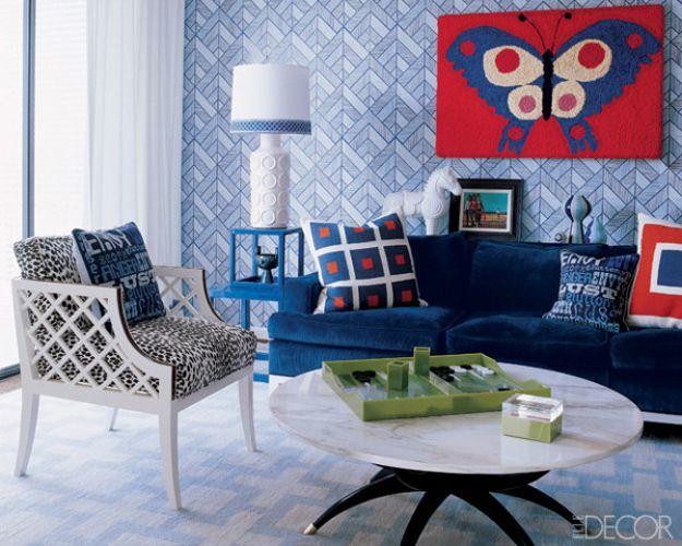 Decorating Ideas: Geometric Designs
