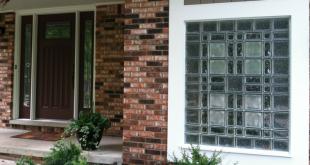 5 fun and colorful glass block window ideas