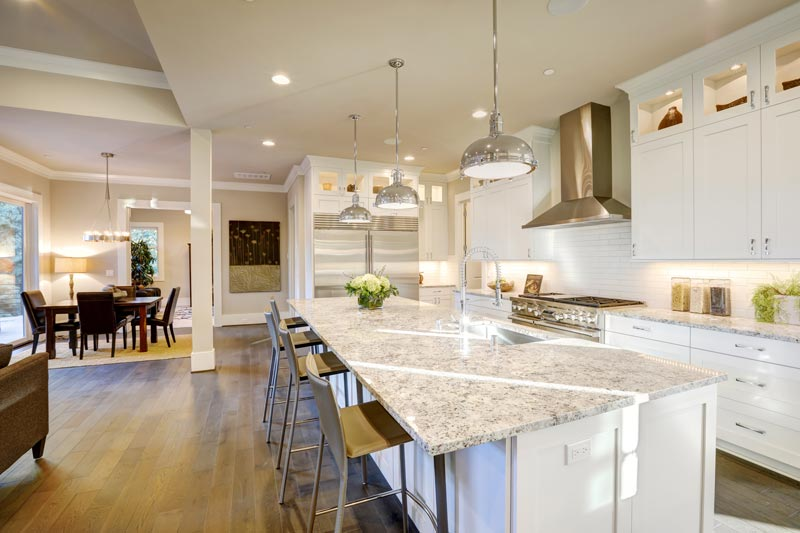 Kitchen Countertops: Selection Criteria, Material Types and Design