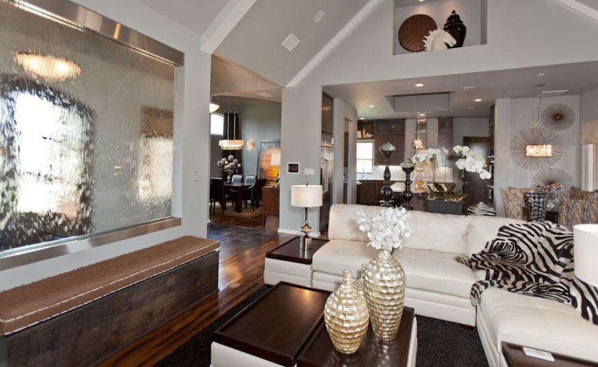 Indoor Wall Waterfall Designs Ideas House 11