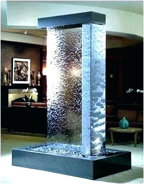 Indoor Water Wall Water Walls For Homes How To Make Indoor Wall