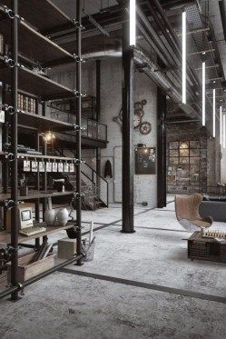 Fantastic Industrial Decor Ideas Must See11 | industrial lustworthy