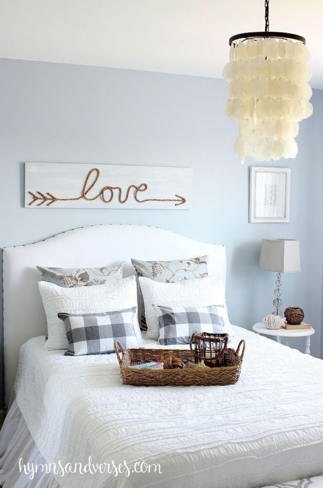 Inexpensive Diy Wall Art Ideas For Bedroom 2