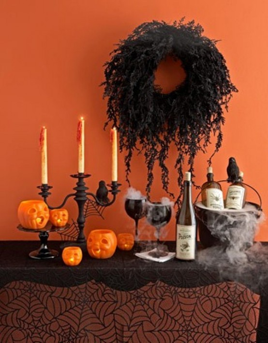 30 Inspiring DIY Halloween Decorations
