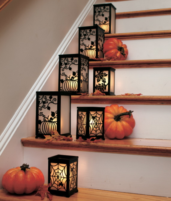 50 Inspiring DIY Halloween Decoration Ideas - family holiday.net