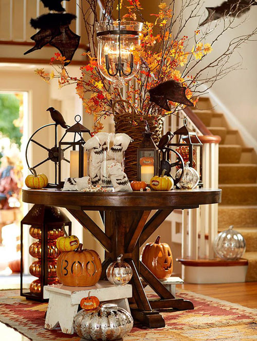 Inspiring Halloween Decoration Ideas 8