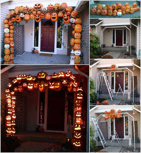 Inspiring Halloween Decoration Ideas 9