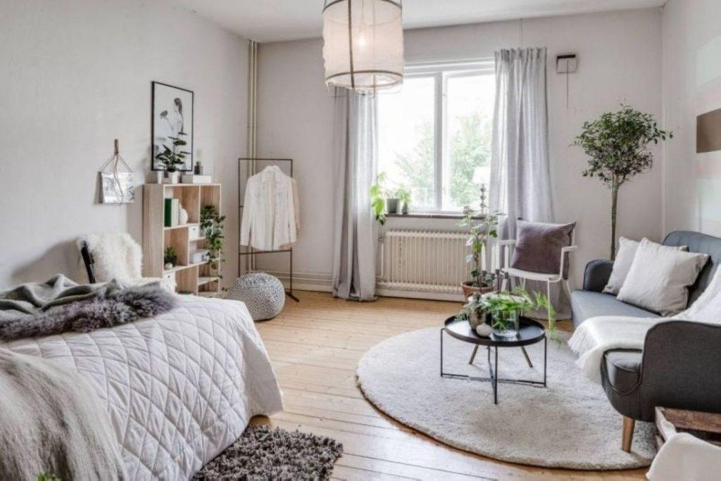 Inspiring Ideas Tiny Studio Apartment 10
