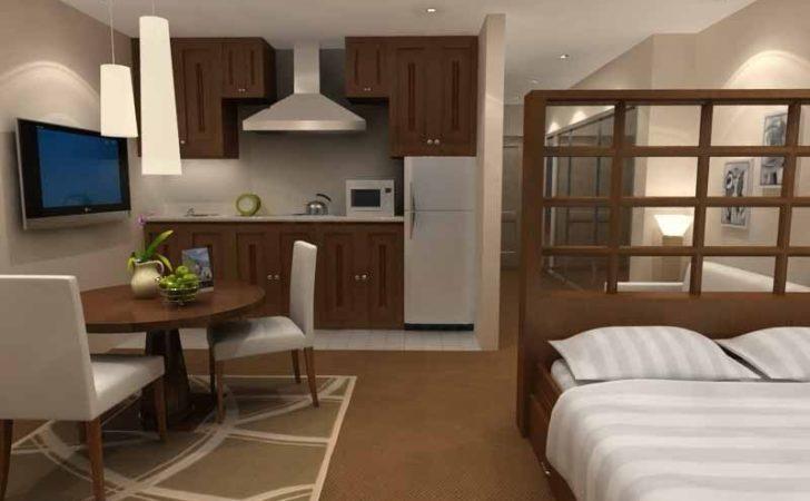 Inspiring Ideas Tiny Studio Apartment 11