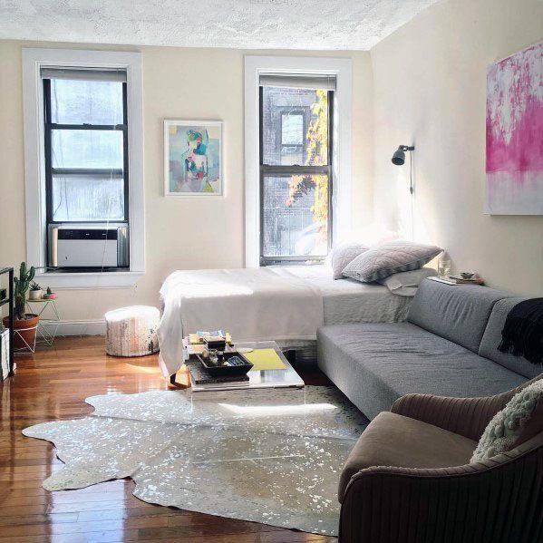 Top 60 Best Studio Apartment Ideas - Small Space Designs