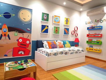 20 Boys Bedroom Ideas For Toddlers | Kid bedrooms | Boys room design