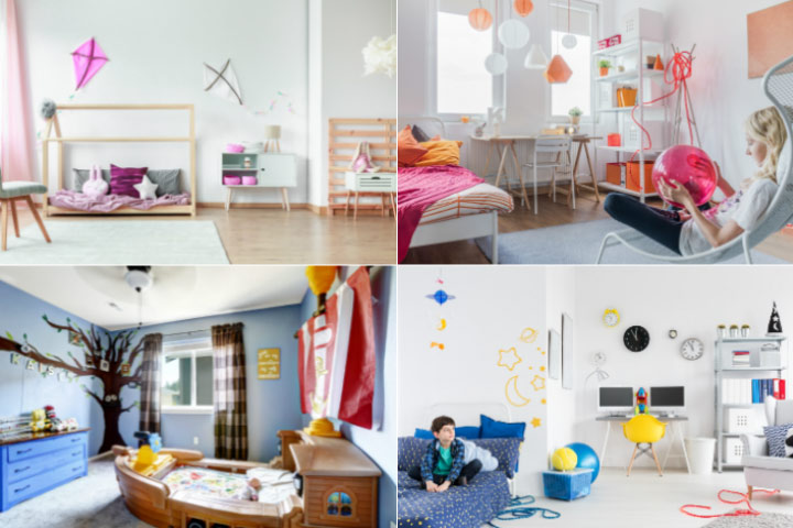 15 Stylish And Creative Kids Bedroom Design Ideas