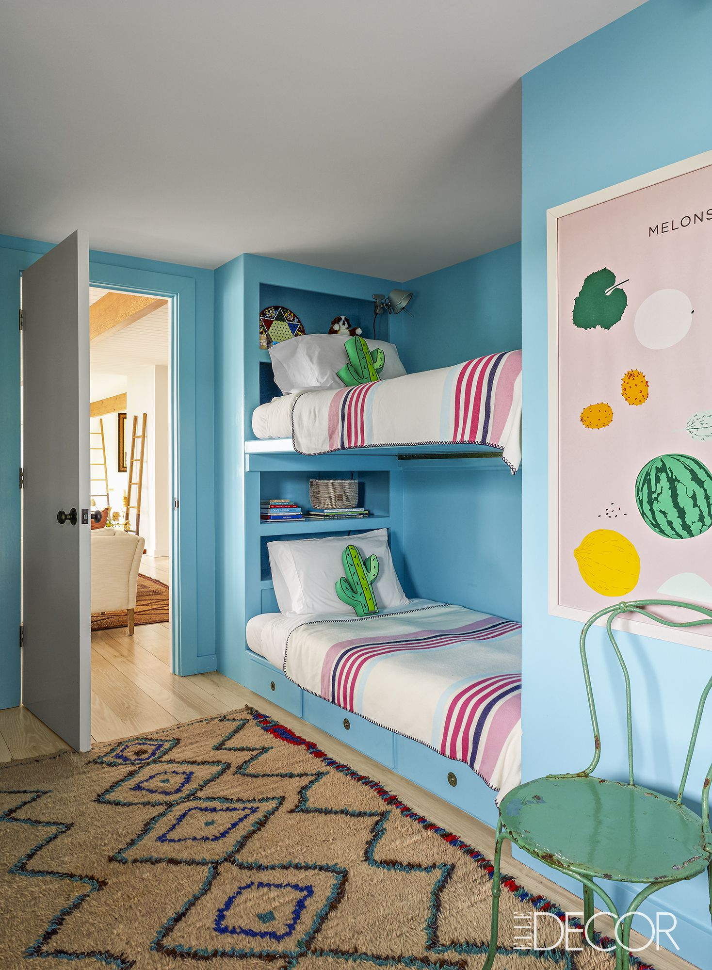 25 Cool Kids' Room Ideas - How to Decorate a Child's Bedroom