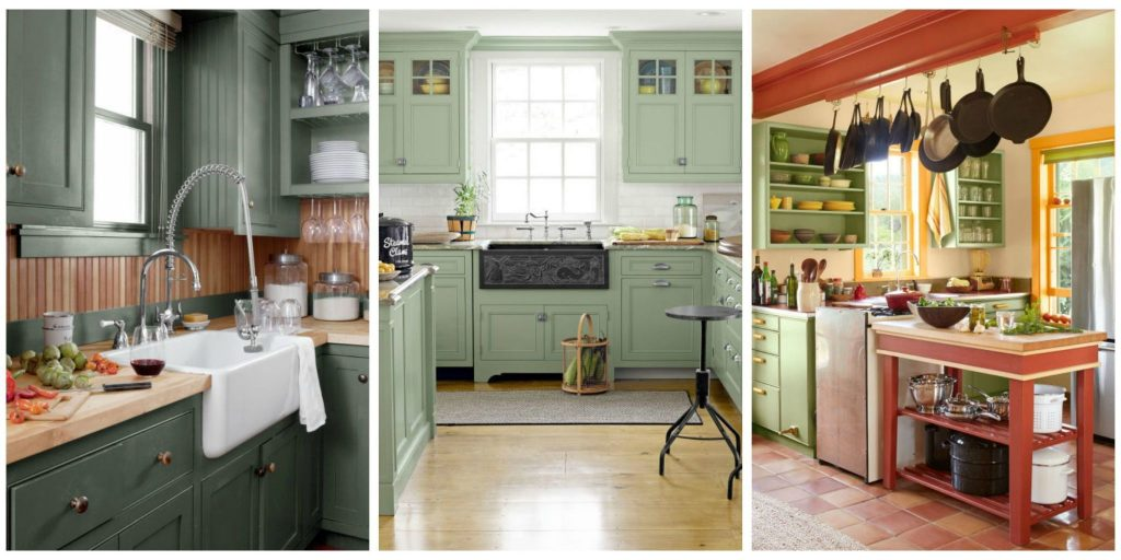 Kitchen Designs With Tones Of Vibrant Colors 9