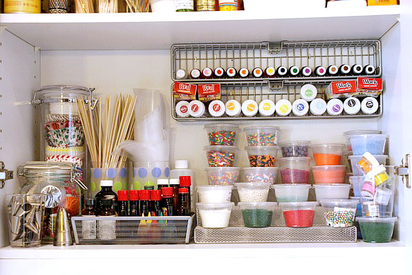 Kitchen Organization On A Budget Tips and How-To's
