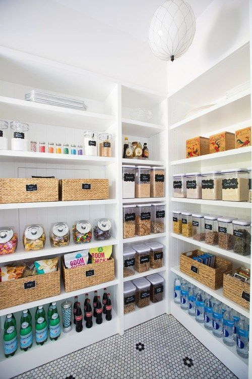 15 Perfect Ideas: How to Organize Your Kitchen Pantry | Home
