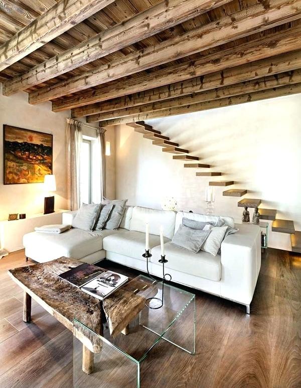 Interior Design Ceiling Living Room Interior Design Ideas Exposed