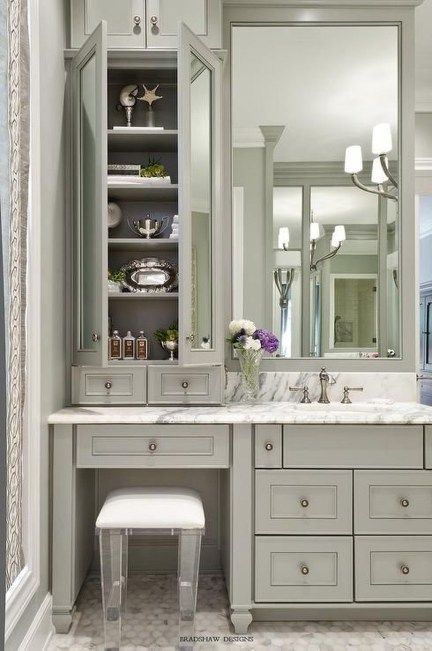 √ 27 Best Bathroom Cabinet Ideas to Tidy up Your Bathroom