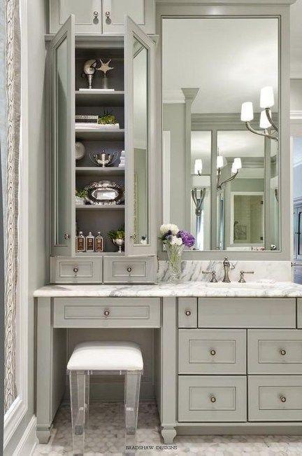 Lovely Bathroom Vanities Ideas 8