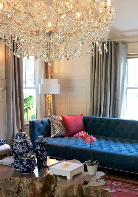 75 Inspiring Blue Living Room Photos | Shutterfly