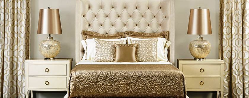 Amazing Luxury Champagne Bedroom Ideas That Must You See | Bedroom