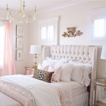 Luxury Champagne Bedroom Ideas 19 | Bedroom | Bedroom, Gold bedroom