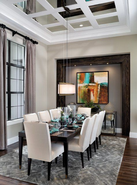 18 Marvelous Dining Room Designs To Serve You As Inspiration | DECOR