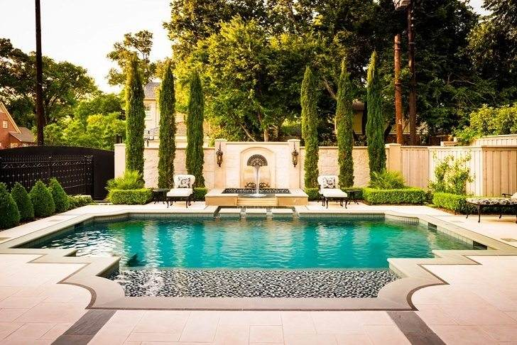 Roman style pool designs u2013 the beauty of ancient art in pool decorating