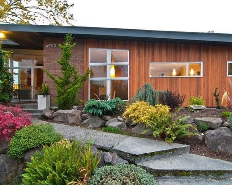 45 Best Stunning Mid Century Modern Yard Decor To Add To Your List
