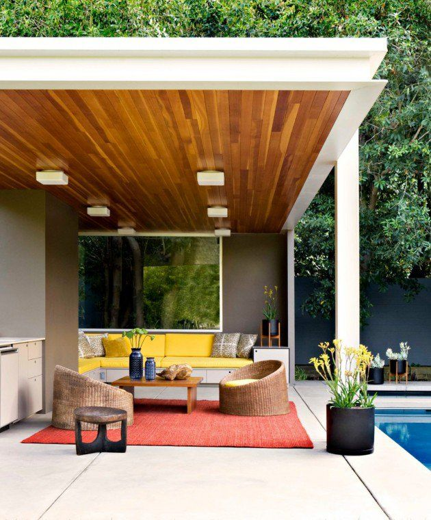 5 Ways to create your Mid Century Oasis