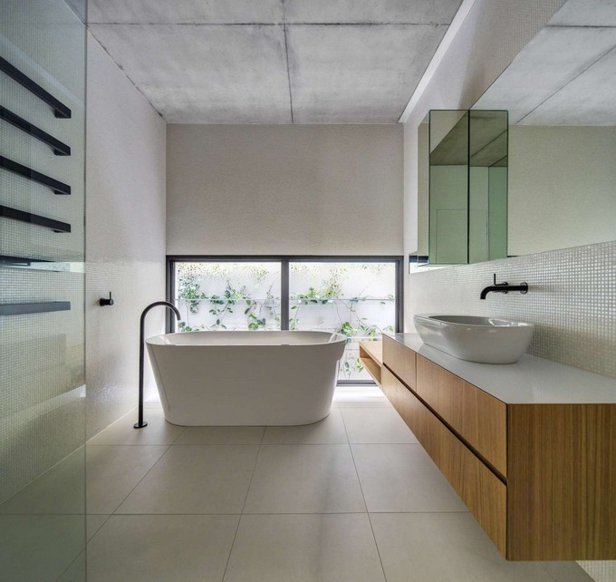 25 Minimalist Bathroom Design Ideas