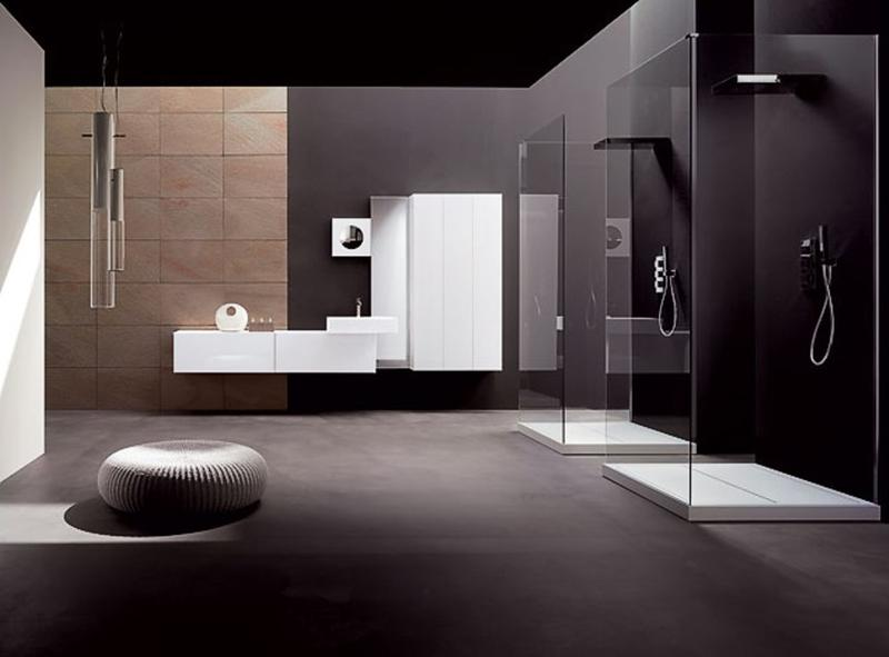 35 Contemporary Minimalist Bathroom Designs To Leave You In Awe - Rilane