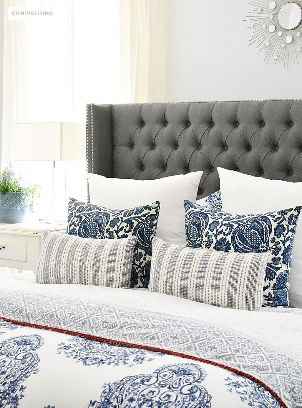 40 Adorable Modern Bedroom Designs Cheer Teenager - TREND4HOMY