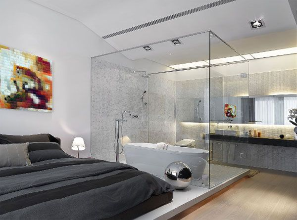 12 Modern Bedroom Design Ideas For a Perfect Bedroom   Freshome.com