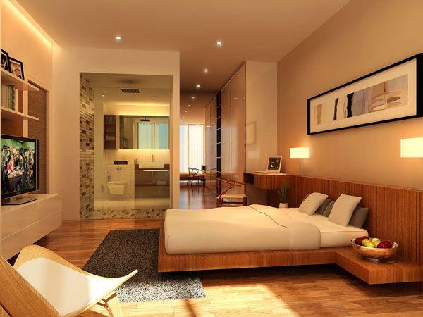 Modern Bedroom Interior Design 8