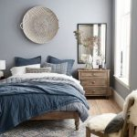 Modern Blue Master Bedroom Ideas