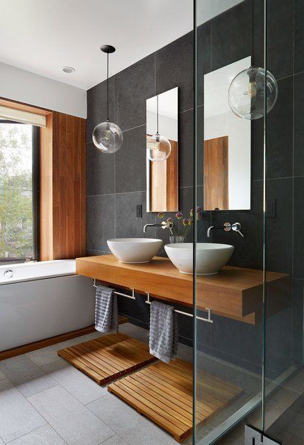 65 Stunning Contemporary Bathroom Design Ideas To Inspire Your Next