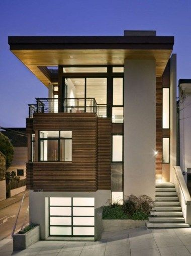 44 Amazing Modern Contemporary Urban House Ideas | Houses
