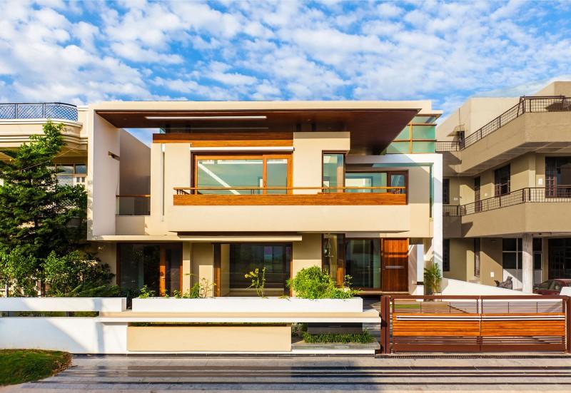 Modern Contemporary Urban House Ideas 11